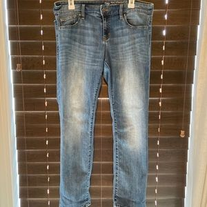 Gap Real Straight Jeans size 10
